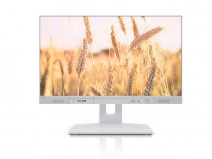 "FUJITSU PC AIO K5010 23.8""mat 1920x1080 i5-10500@4.50GHz 8GB 256NVMe TPM CAM WIFI repro W10PR - PROMO klávesnice a myš"