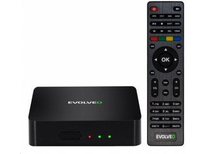 EVOLVEO Hybrid Box T2, Android & DVB-T2 multimediální centrum