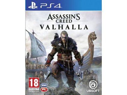 PS4 hra Assassin's Creed Valhalla