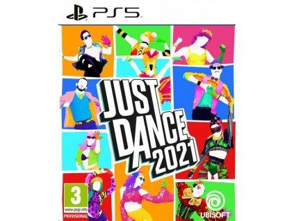 PS5 hra Just Dance 2021