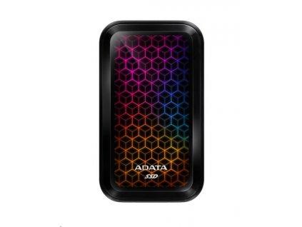 ADATA External SSD 1TB SE770G USB 3.0 černá/žlutá