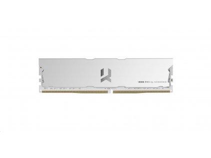 DIMM DDR4 16GB 3600MHz CL17 GOODRAM IRDM PRO, white