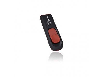 ADATA Flash Disk 8GB C008, USB 2.0 Classic, černá