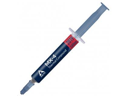 Pasta MX-4 s vysokou tepelnou vodivostí a nízkým tepelným odporem pro komponenty, které vyžadují optimální rozptyl tepl