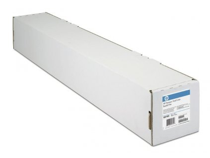 HP 2-pack Everyday Adhesive Gloss Polypropylene-1067 mm x 22.9 m (42 in x 75 ft), 8.5 mil/168 g/m2 (with liner), C0F29A