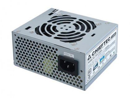 CHIEFTEC zdroj SFX 350W, active PFC, 8cm fan,> 85% efficiency, 230V