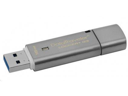 Kingston 16GB USB 3.0 DT Locker+ G3 + Automatic Data Security