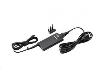 HP 65W Slim w/USB Adapter (interchangeable tips)