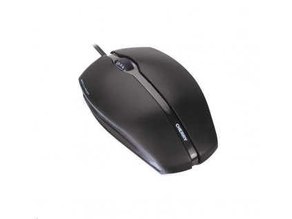 CHERRY myš Gentix, USB, drátová, černá s modrým podsvícením