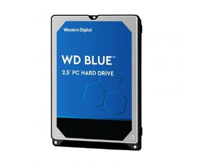 "WD BLUE WD5000LPCX 500GB SATA/600 16MB cache, 2.5"" AF, 7mm"