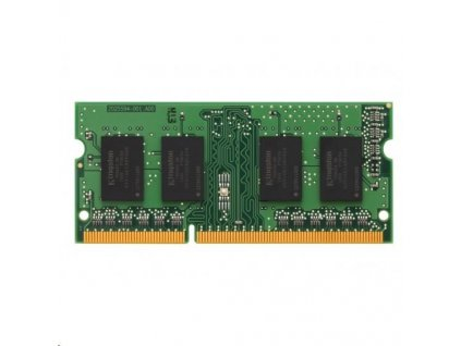 4GB 1600MHz DDR3 Low Voltage SODIMM, KINGSTON Brand (KCP3L16SS8/4)