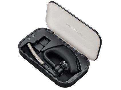 PLANTRONICS Bluetooth Headset Voyager Legend, nabíjecí pouzdro, černá