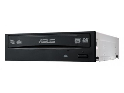 ASUS DVD Writer DRW-24D5MT/BLACK/BULK, black, SATA, M-Disc, bulk (bez SW)