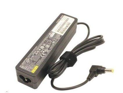 FUJITSU adapter AC 19V (65W) pro U7xx, E5xx, E7xx, U904 U729x- SLIM AND LIGHT - bez 230V kabelu