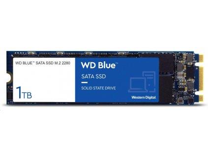 WD BLUE SSD 3D NAND WDS100T2B0B 1TB M.2, (R:560, W:530MB/s)
