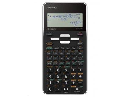 SHARP kalkulačka - ELW531THWH - Bílá