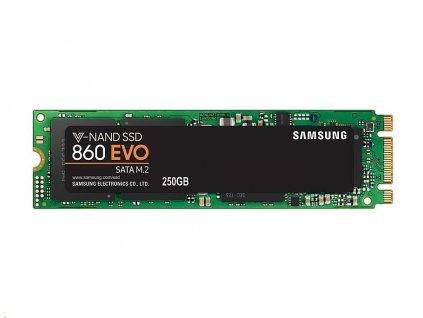 SSD Samsung 860 EVO M.2 SATA III-250GB