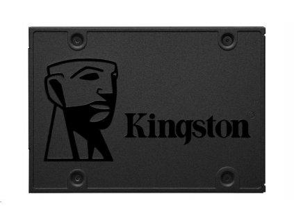 Kingston SSD 960GB A400 SATA3 2.5 SSD (7mm height) (R 500MB/s; W 320MB/s)
