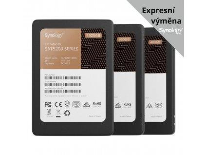 "Synology 2.5"" SATA SSD SAT5200 - SAT5200-480G"