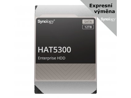 Synology HAT5300-12T 3.5'' SATA HDD