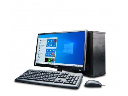 Premio Basic G64 S240 bez OS (G6400/4GB/240GB/DVD/noOS)