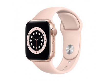 Watch S6, 44mm, Gold/Pink Sand SportB