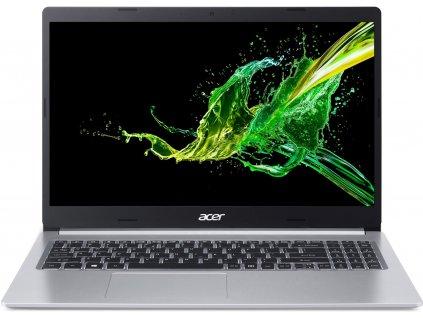 Acer Aspire 5 - 15,6''/R5-4500U/2*8G/512SSD/RX640/W10 stříbrný