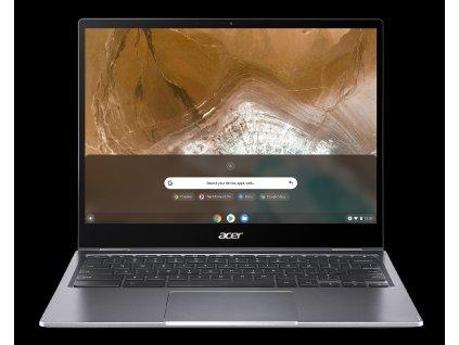 Acer Chromebook Spin 13 - 13,5T''/i3-10110U/8G/256SSD/3:2/Chrome šedý