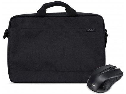 Acer STARTER KIT brašna 15,6'' černý + bezdrátová myš