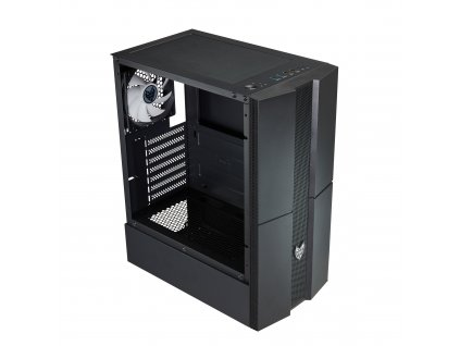 FSP/Fortron ATX Midi Tower CMT271 Black