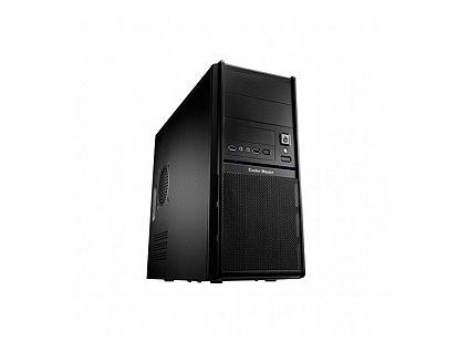 case Cooler Master Elite 342, 1x USB3.0, Micro-ATX/Mini-ITX, černá, bez zdroje