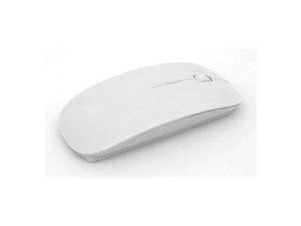 ACUTAKE PURE-O-MOUSE Free White Wireless