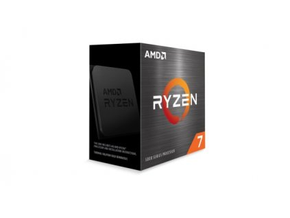 CPU AMD Ryzen 7 5800X 8core (3,8GHz)