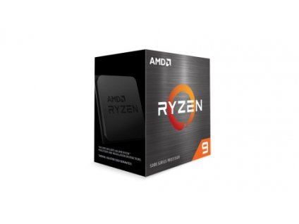 CPU AMD Ryzen 9 5900X 12core (3,7GHz)