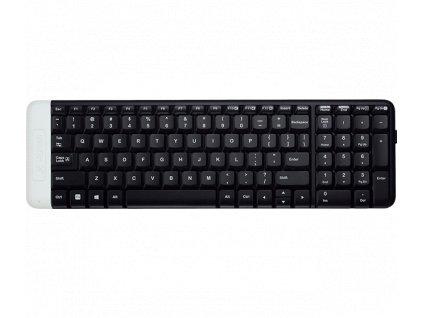 PROMO Logitech Klávesnice Wireless Keyboard K230, US layout