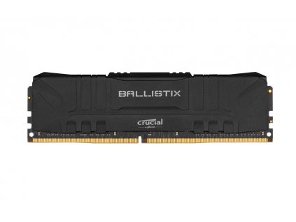 16GB DDR4 3000MHz Crucial Ballistix CL15 2x8GB Black