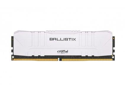 16GB DDR4 2666MHz Crucial Ballistix CL16 2x8GB White