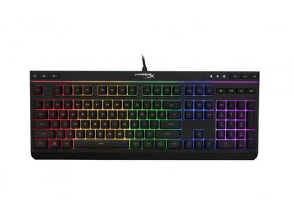 HyperX Alloy Core RGB herní membránová klávesnice