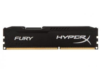 4GB DDR3-1600MHz Kingston HyperX Fury Black
