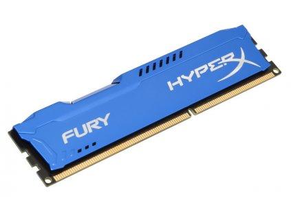 8GB DDR3-1333MHz Kingston HyperX Fury Blue