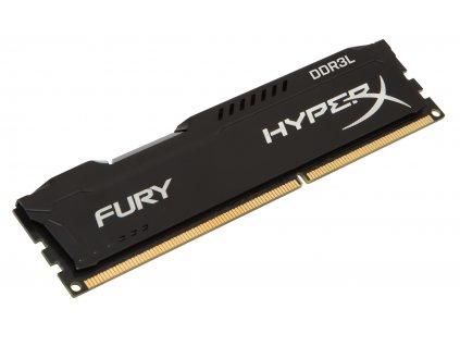 8GB DDR3L-1600MHz Kingston HyperX Fury Black