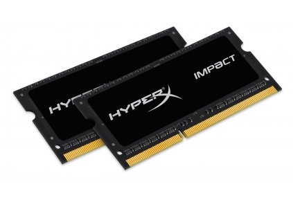 SO-DIMM 8GB DDR3L-1866MHz CL11 HyperX Imp., 1.35V