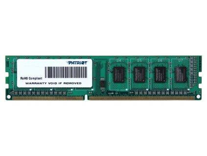 4GB DDR3L-1600MHz PATRIOT CL11 1,35V