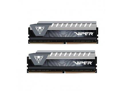 16GB DDR4-2666MHz CL16 Patriot ELITE, kit 2x8GB