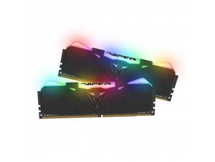 16GB DDR4-3600MHz RGB Patriot CL18, kit 2x8GB
