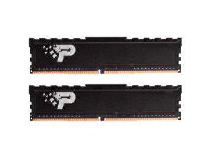 32GB DDR4-2666MHz Patriot CL19 s chladičem, kit 2x16GB