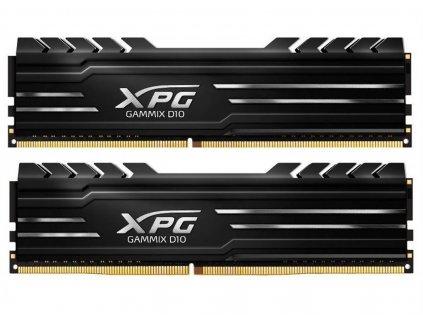 16GB DDR4-2666MHz ADATA XPG D10 CL16 1024x16, 2x8GB black