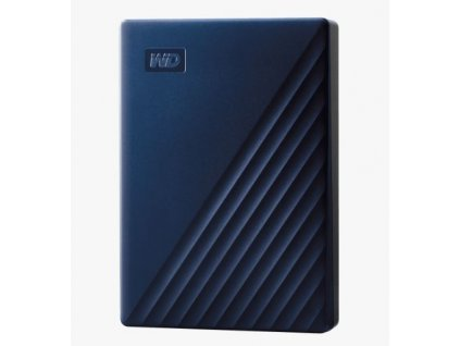 Ext. HDD 2.5'' WD My Passport for MAC 4TB USB 3.0