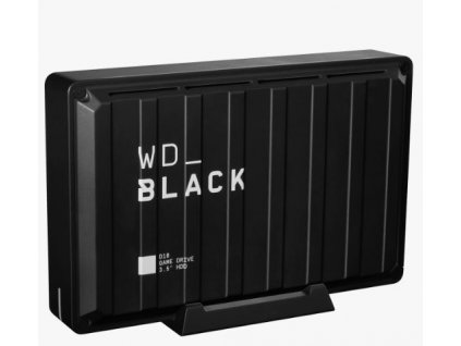 Ext. HDD 3,5'' WD_BLACK 8TB D10 P10 Game Drive