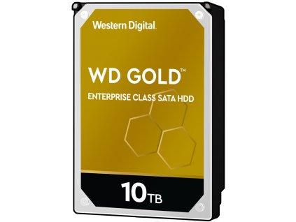 HDD 10TB WD102KRYZ Gold 256MB SATAIII 7200rpm